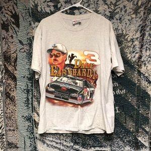 NASCAR Dale Earnhardt Sr Horse Vintage Tee